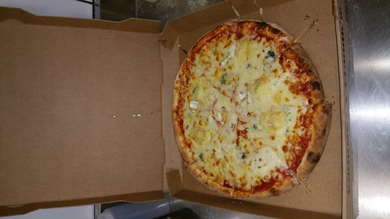 Bernay, Fransa: CRAZY PIZZA