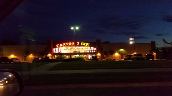 Canton, MI: the theater