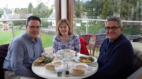 Killearn, UK: Family atmosphere