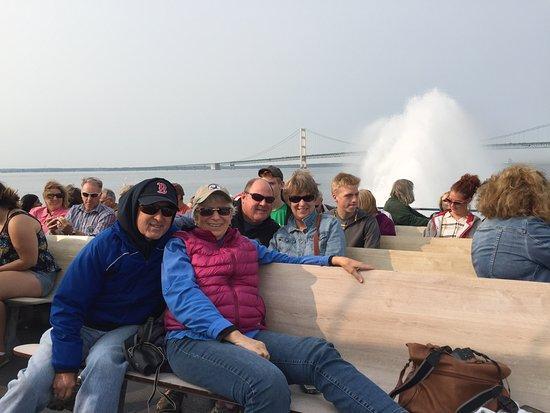 Star Line Mackinac Island Hydro-Jet Ferry: Fun Ride on Star Line