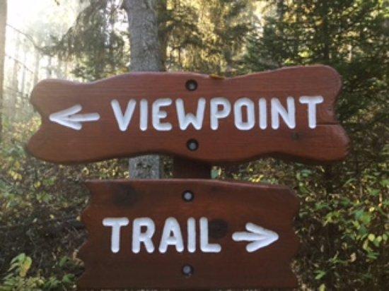 ปรินซ์จอร์จ, แคนาดา: Follow the numerous signs.