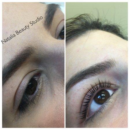 edd5c388a88b3 Eyelash Lift / Eyebrows Microblading - Picture of Natalia Beauty ...