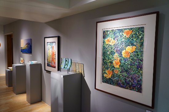 Kuivato Glass Art Gallery, A Creative Gateways Gallery