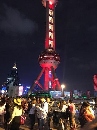 Shanghai Region, Kina: بعض الأماكن التي زرتها في شنغهاي