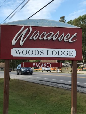 One of the buildings of Wiscasset Motor Lodge - Picture of
