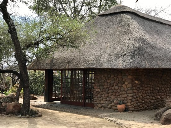 Rorke's Drift, South Africa: The common room