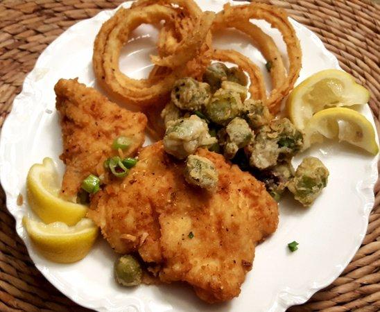 Boars Head Restaurant Tavern Pcb Clic Seafood Near Nw Fl Airport Aaron