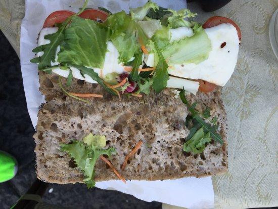 Bar Il Gabbiano : more sandwich