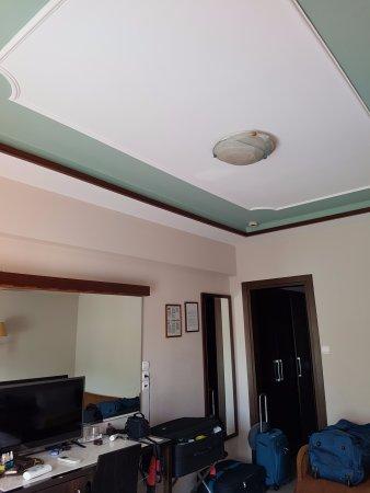 Pythagorion Hotel: quarto