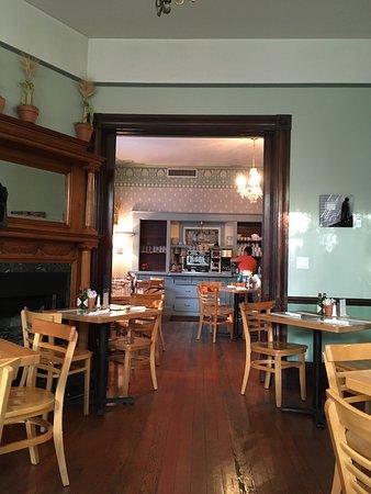 Redwood City Alana Cafe