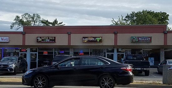 Berkeley, IL: strip mall location