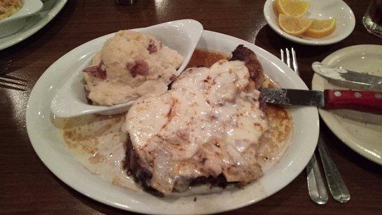 ลาเปีย, มิชิแกน: Lucky's Prime Time Steak 12oz.