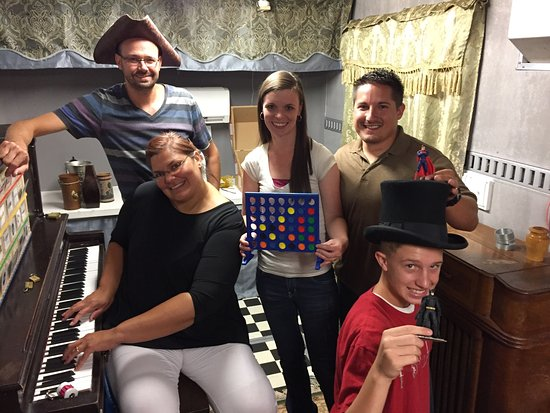 Brigham City, UT: CLUE Inn Escape