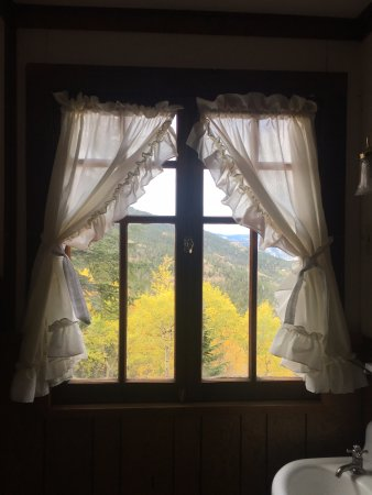 The Baldpate Inn: Beautiful views of Rocky Mountain National Park