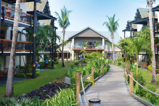 Wyndham Resort Denarau Island: Exterior