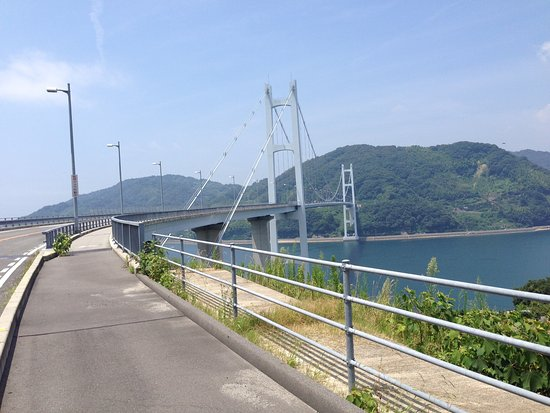 Toyoshima Bridge: 豊島から
