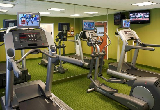 Fairfield Inn & Suites New Buffalo: Fitness Center