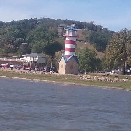 Lighthouse in Grafton