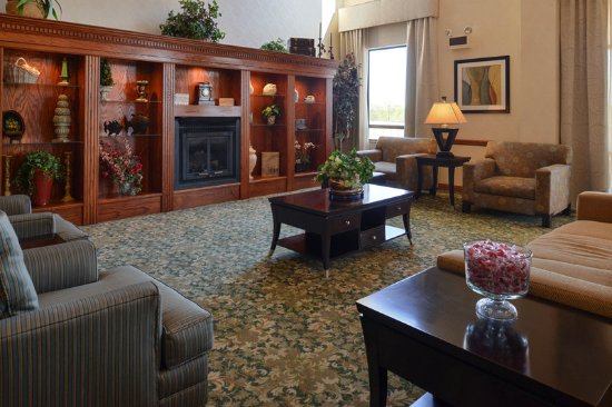 Harrison, AR: Hotel Lobby