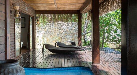Bazaruto Island, Mozambique: Beach Pool Villa Deck