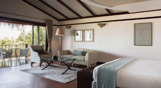 Bazaruto Island, Moçambique: Beach Villa Bedroom
