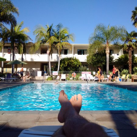Pool Is A Delight Cozy And Tucked Away Picture Of Lemon Tree Inn Santa Barbara Tripadvisor