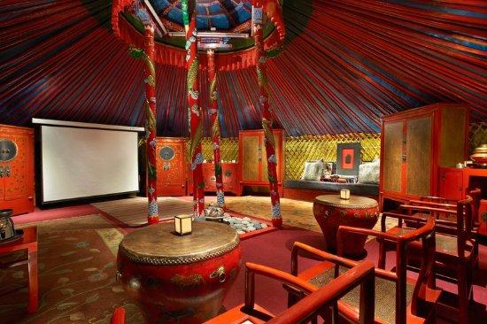 Banyan Tree Ringha: Meeting Room_Mongolian Tent