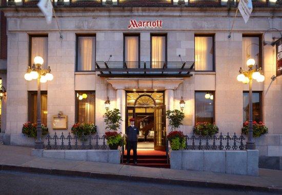 Quebec City Marriott Downtown Hotel