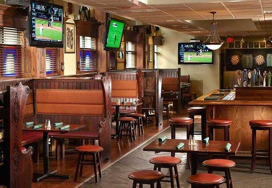 Fairfield Inn & Suites by Marriott Washington, DC/Downtown: Irish Channel Restaurant
