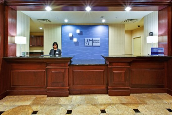 Holiday Inn Hotel Express & Suites West Hurst: Welcome to the Holiday Inn Express & Suites Hurst