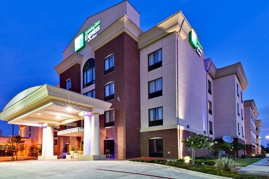 Holiday Inn Hotel Express & Suites West Hurst: Hotel Exterior
