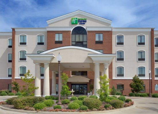 Welcome to the Holiday Inn Express Ennis