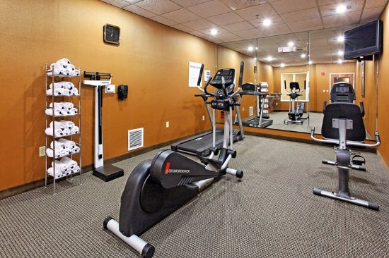 Andalusia, AL: Fitness Center