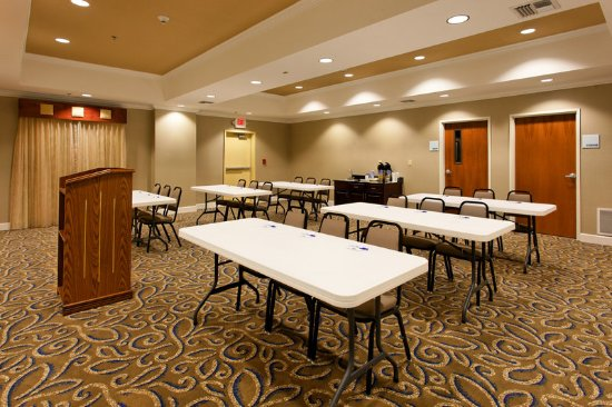 Andalusia, AL: Meeting Room