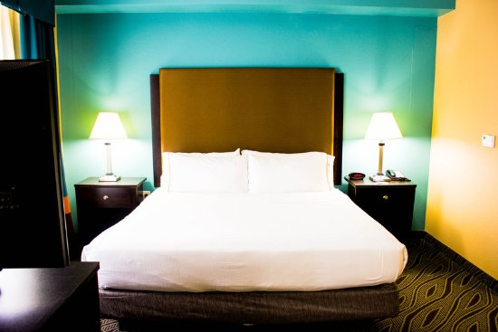 Holiday Inn Express & Suites Havelock: Guest Room