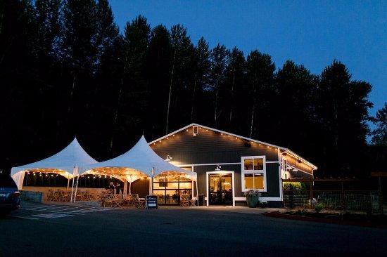 Woodinville, WA: Tasting Room