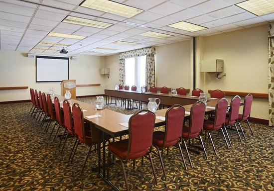 Hampton Inn Middletown: Meeting Room