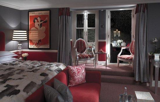 The Milestone Hotel and Residences: Junior Suite - Mistinguett Suite