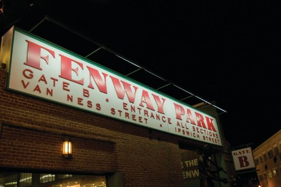Jamestown, RI: Fenway Park