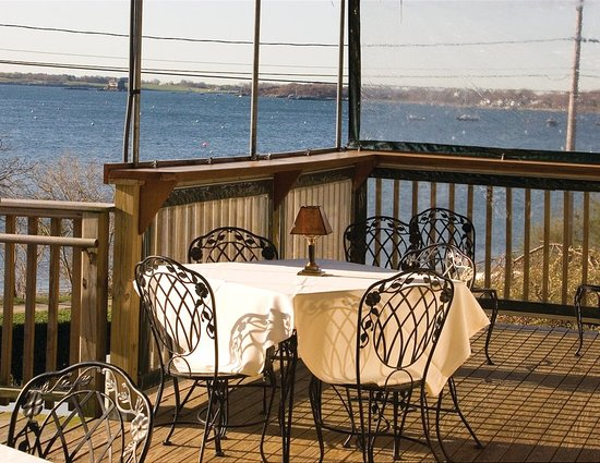 Jamestown, RI: Patio