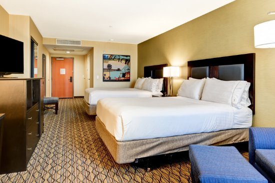 Holiday Inn Express Newport Beach: Guest Room