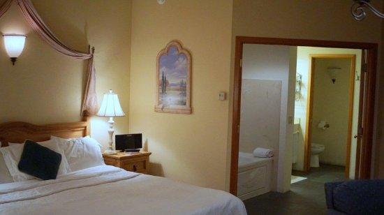 Bodega, Kalifornien: Guest room