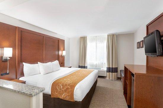 Yakima, Вашингтон: King suite
