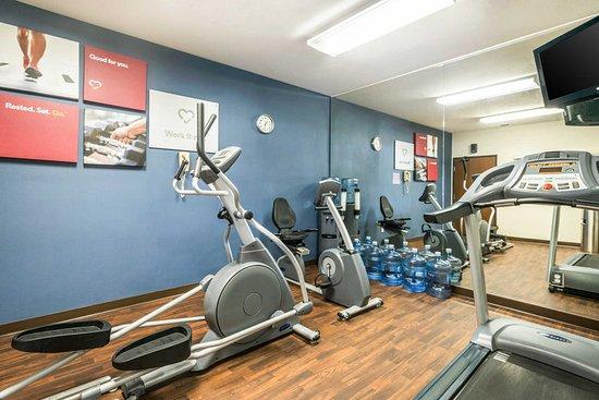 Γιακίμα, Ουάσιγκτον: Fitness center