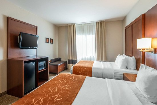 Yakima, WA: Well-equipped guest room