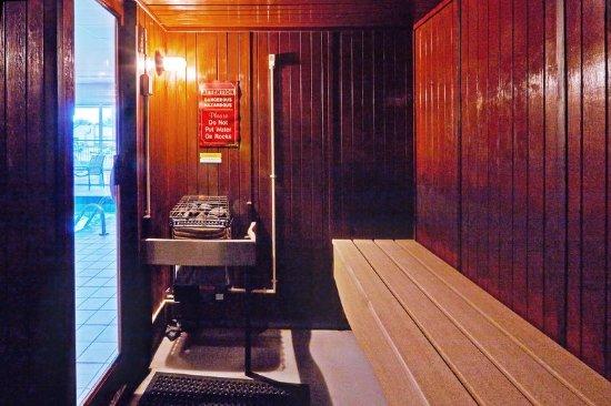 Hopkinsville, KY: Sauna