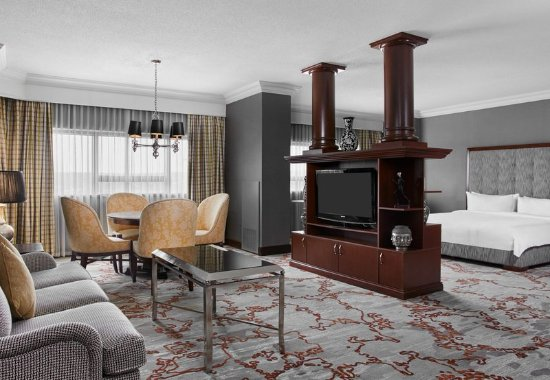 Teaneck, NJ: Hospitality Suite - Living Area
