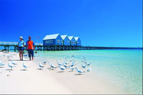 Perth, Australien: Western Australia