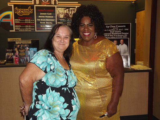 Legends In Concert: Aretha Franklin Tribute Artist