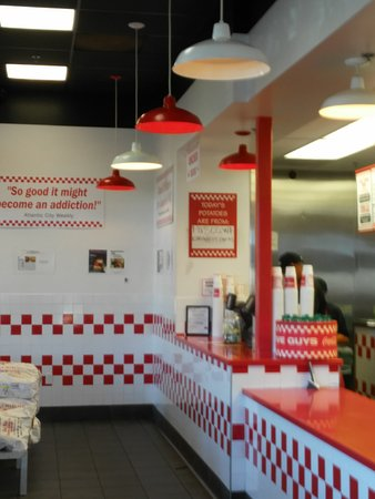 san bruno guys Five guys in the shops of tanforan, 1150 el camino real, san bruno, ca, 94066, store hours, phone number, map, latenight, sunday hours, address, fastfood, restaurants.